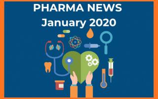 pharma news banner january 2020