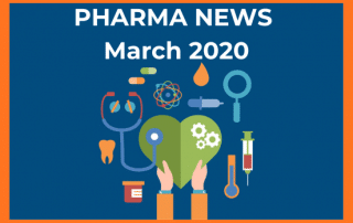 Pharma news banner march 2020