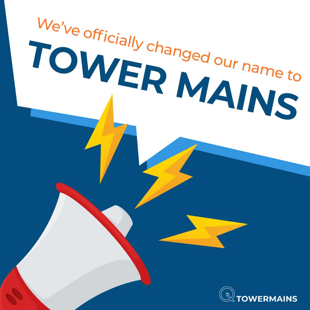 Tower Mains Brand