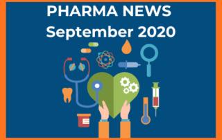 Pharma News Sep 2020