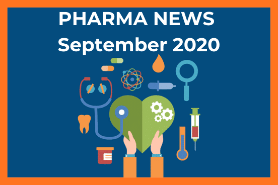 Pharma News Sep 2020