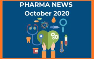 Pharma News October 2020