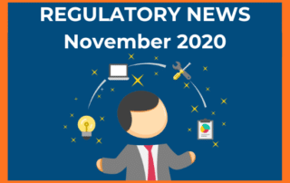 Reg News Update Nov 2020