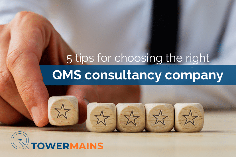 Tower Mains: Quality Management Consultancy Company